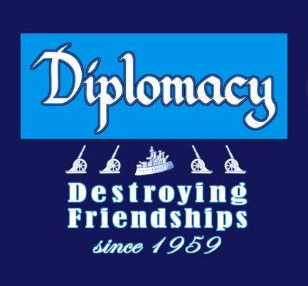 Roger's Reviews] Diplomacy: