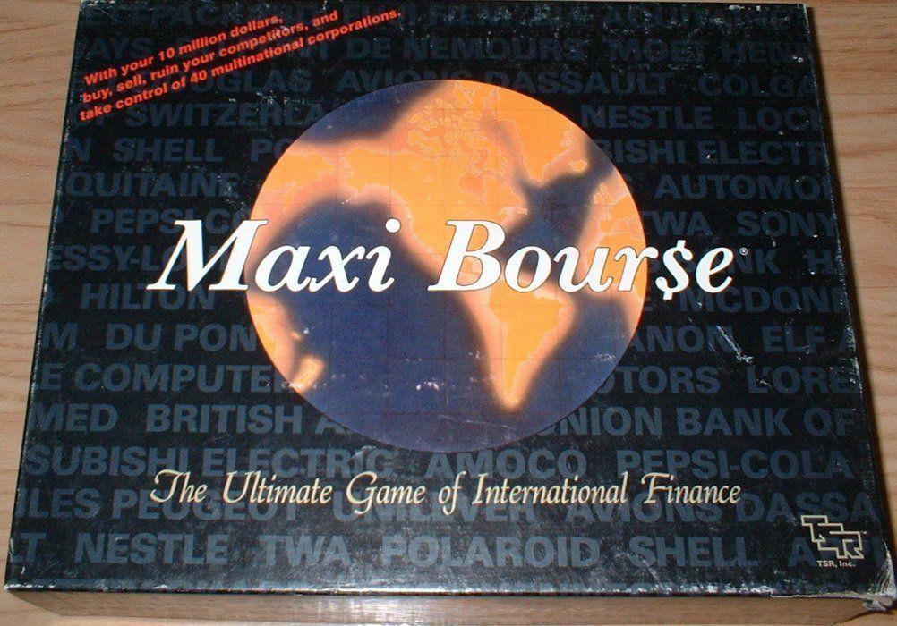 Maxi Bour$e
