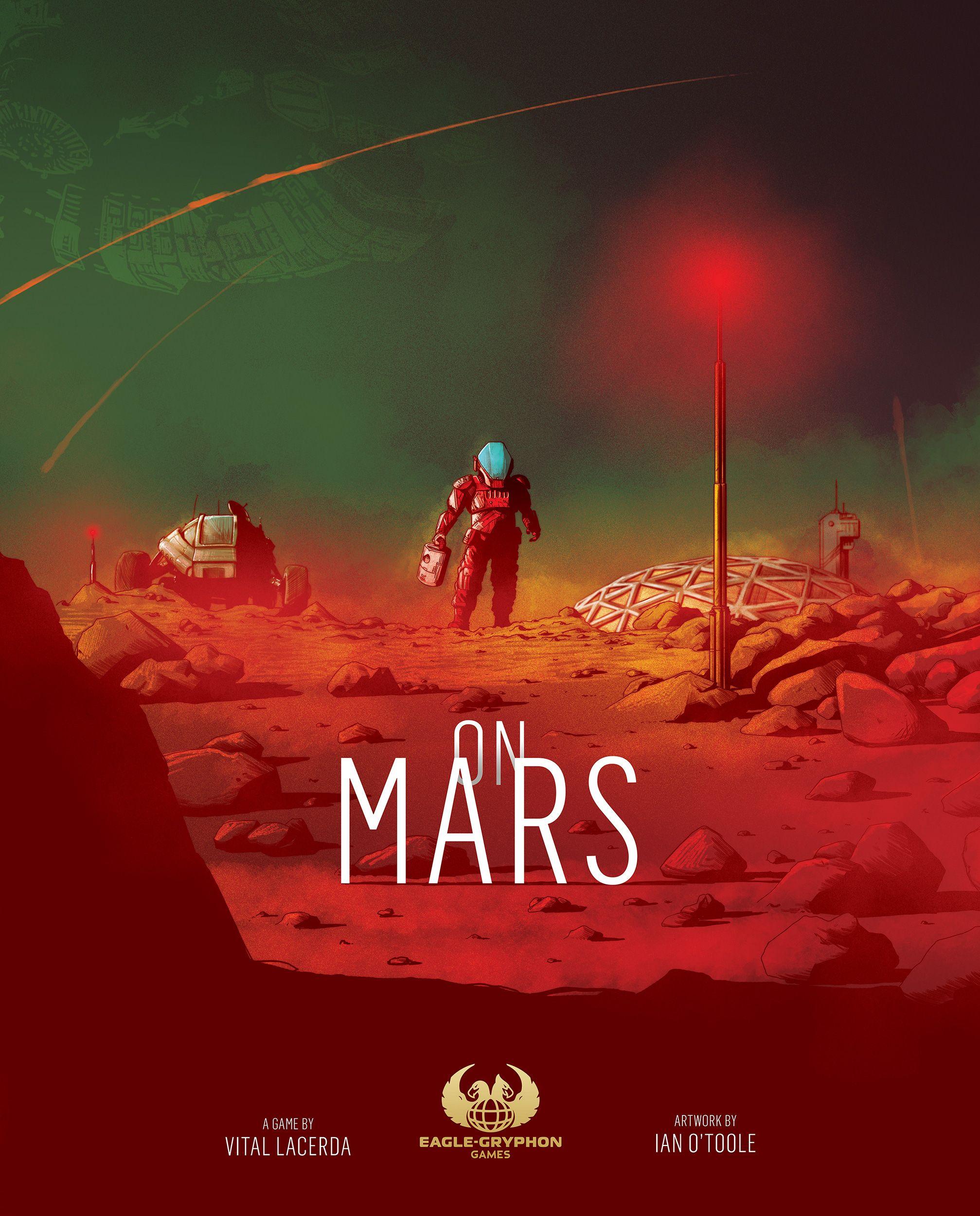 Los mas jugados Enero - juegos de mesa - On Mars