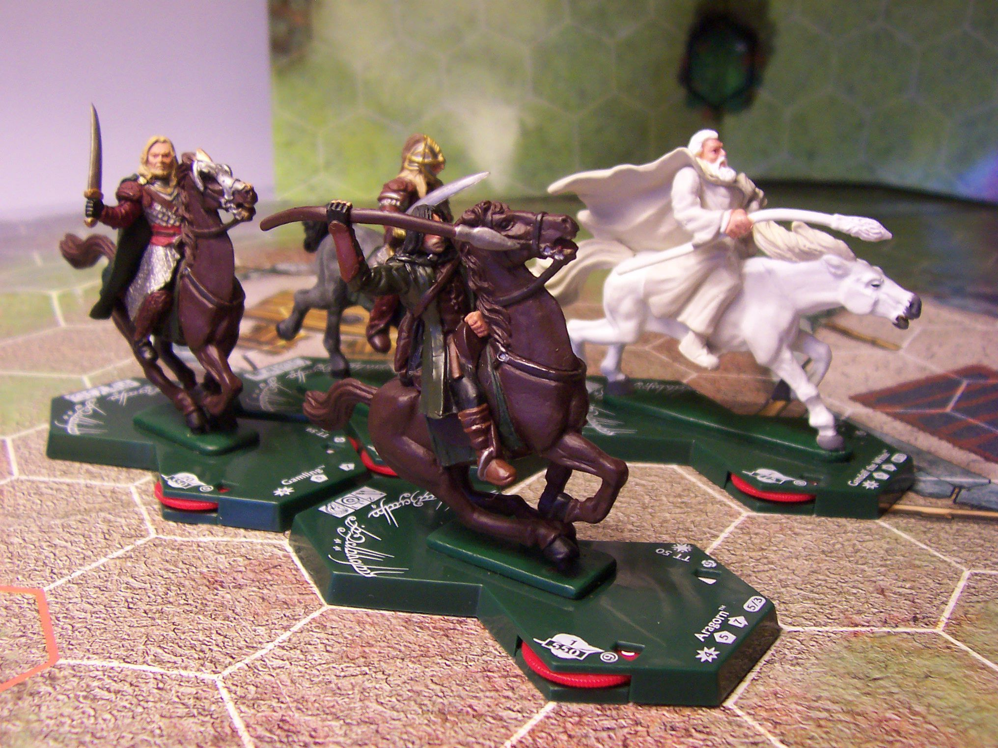 Product Details | The Lord of the Rings: Combat Hex