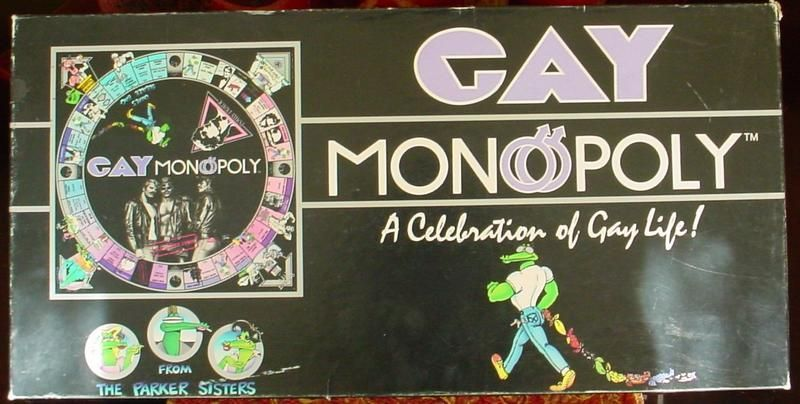 Gay Monopoly
