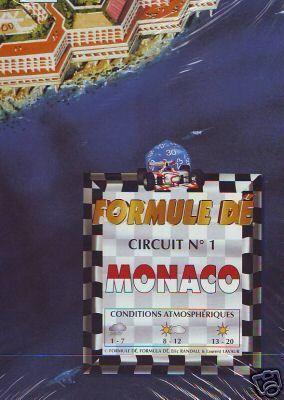 Formula Dé Circuits 1 & 2: Monaco & Zandvoort 1