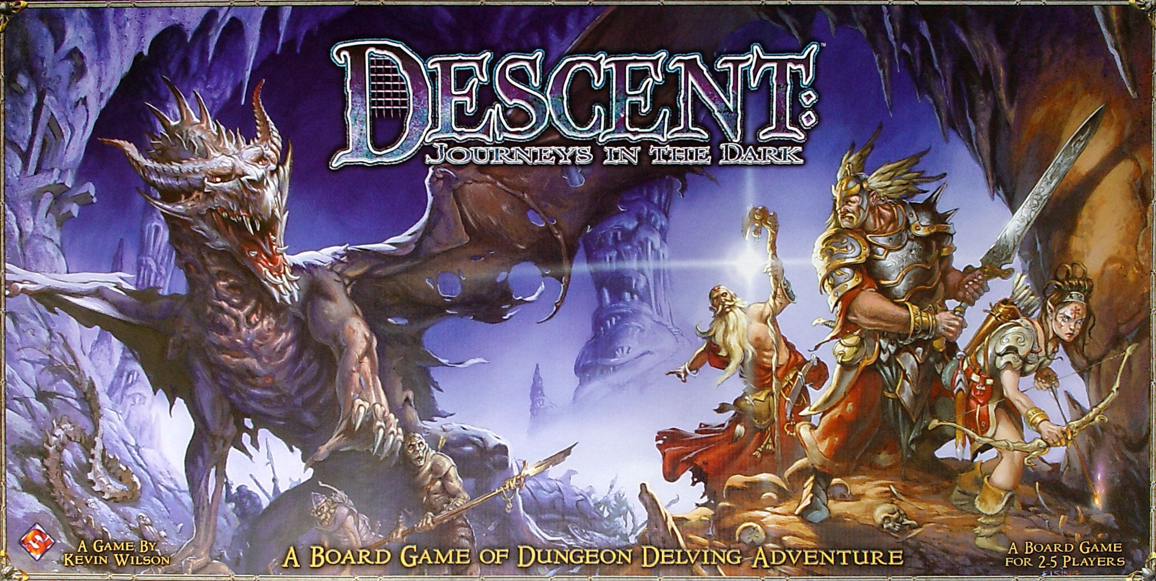 Main image for Descent: Journeys in the Dark