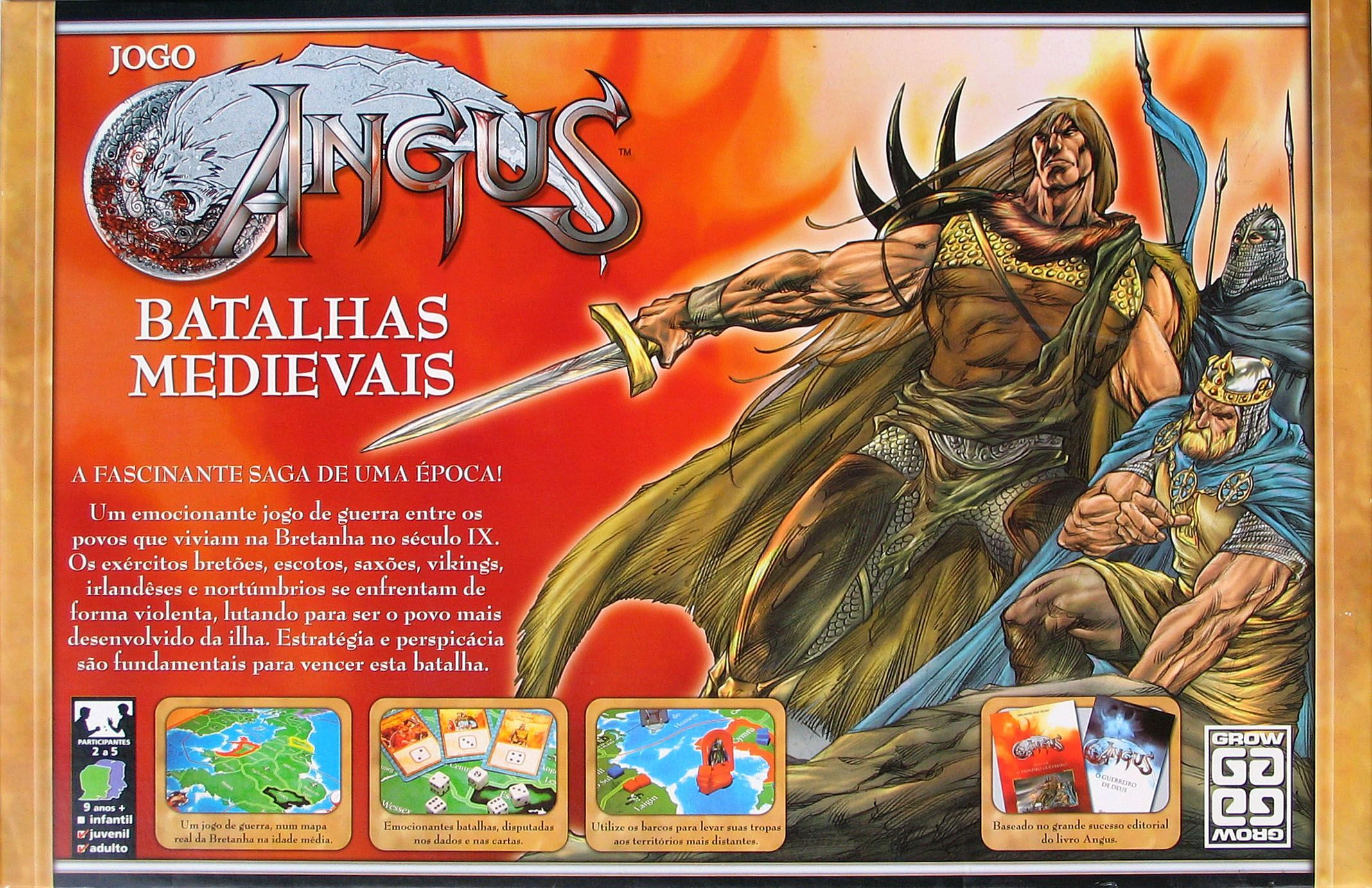 Angus: Batalhas Medievais