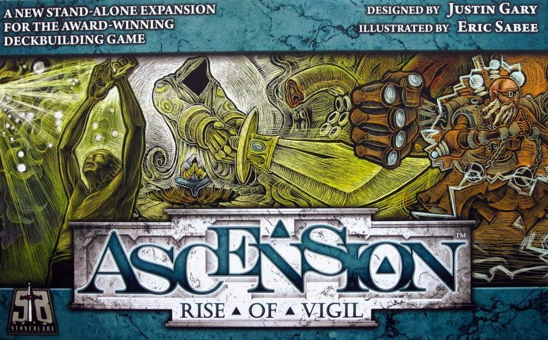 Main image for Ascension: Rise of Vigil board game