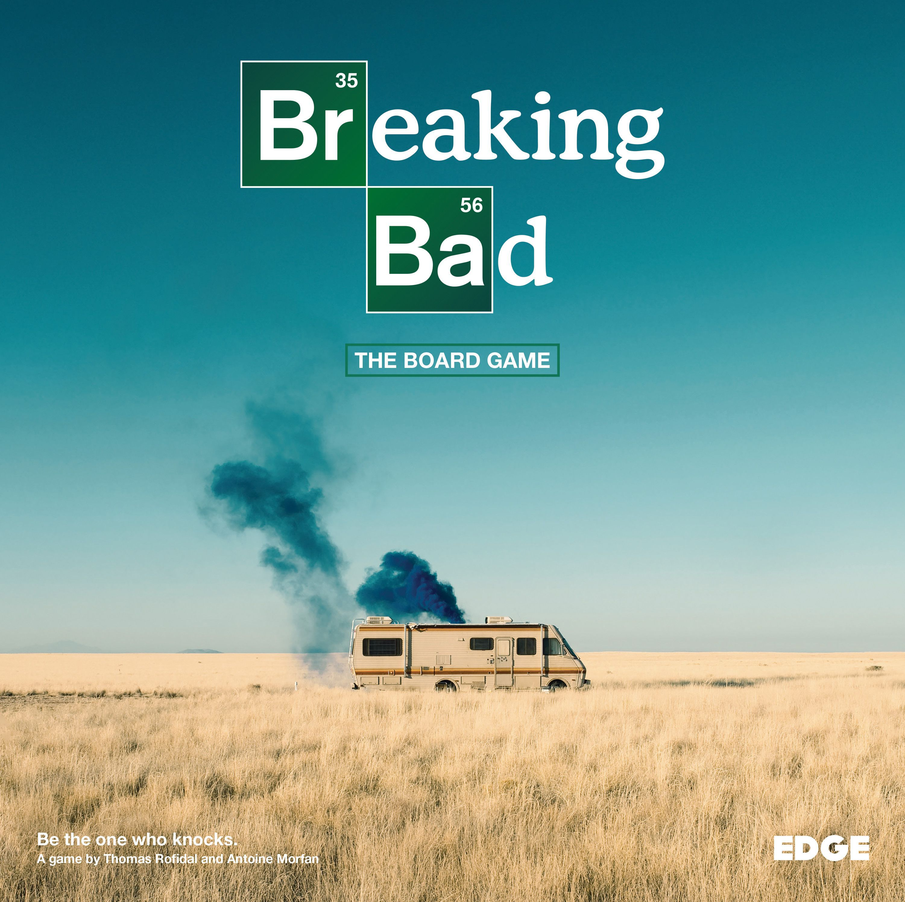 Breaking Bad: The Board Game Cover