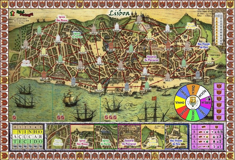 Hamburgum: Lisboa