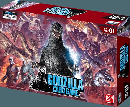 Godzilla Card Game   Image   BoardGameGeek
