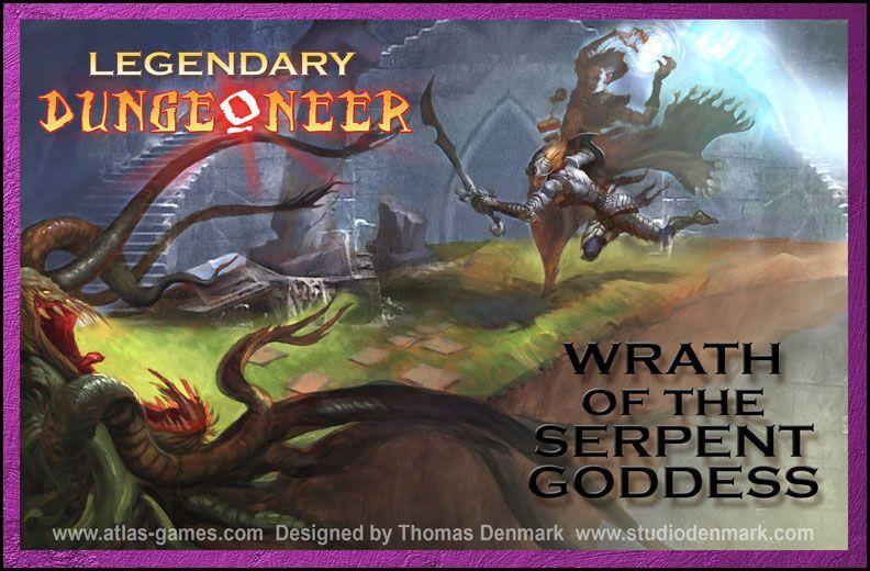Legendary Dungeoneer: Wrath of the Serpent Goddess