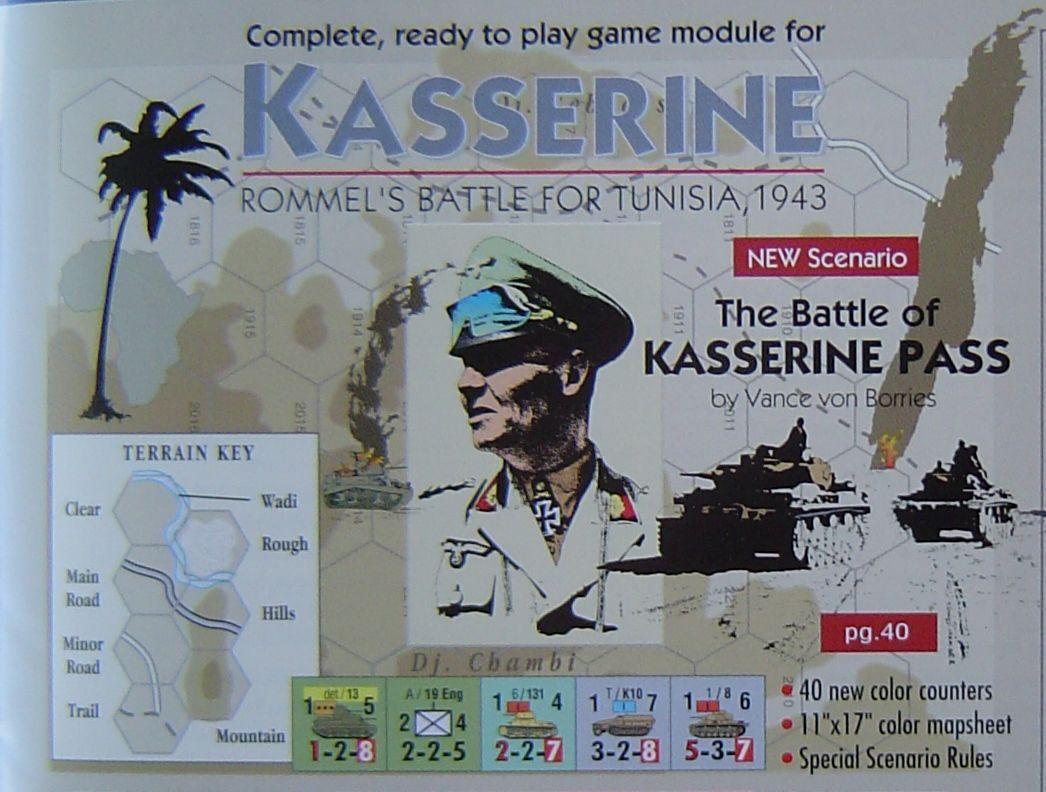The Battle of Kasserine Pass