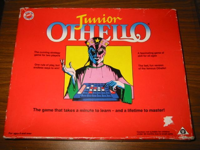 Junior Othello