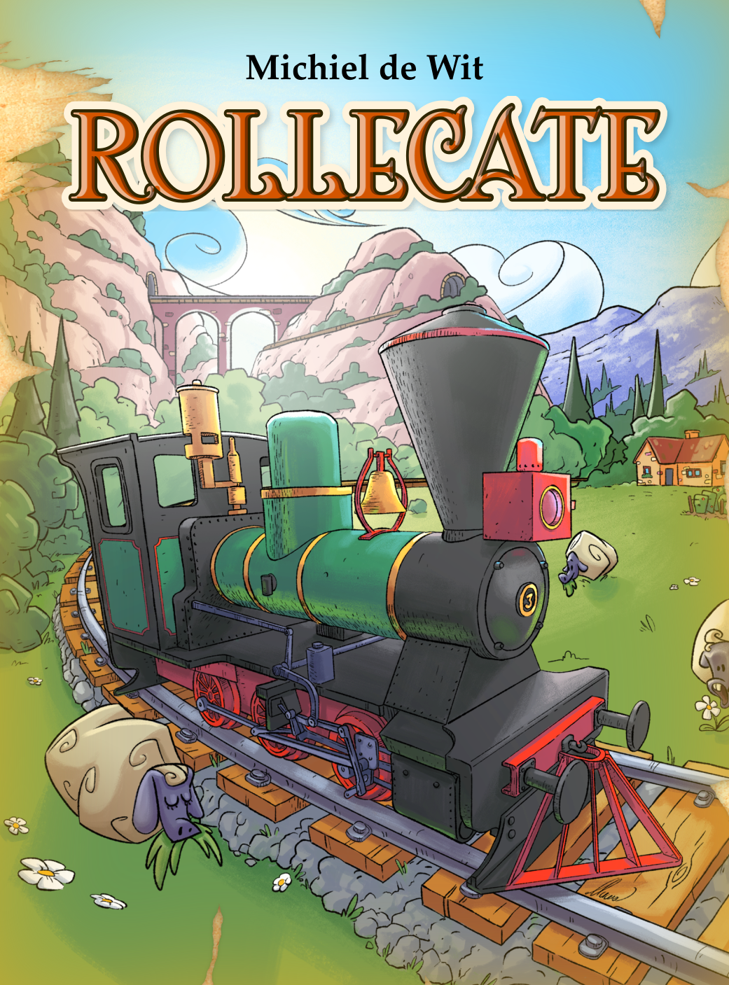 Cover Rollecate
