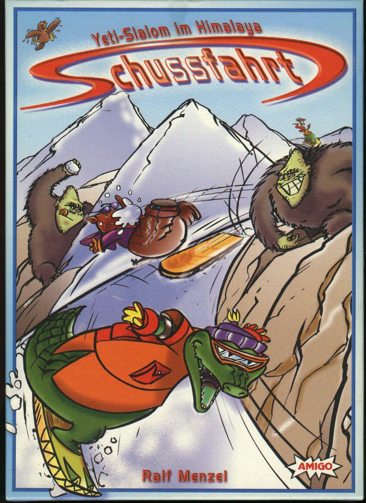 The Yeti Slalom