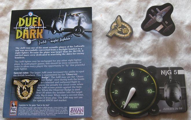 Duel in the Dark: Ju88 Night Fighter