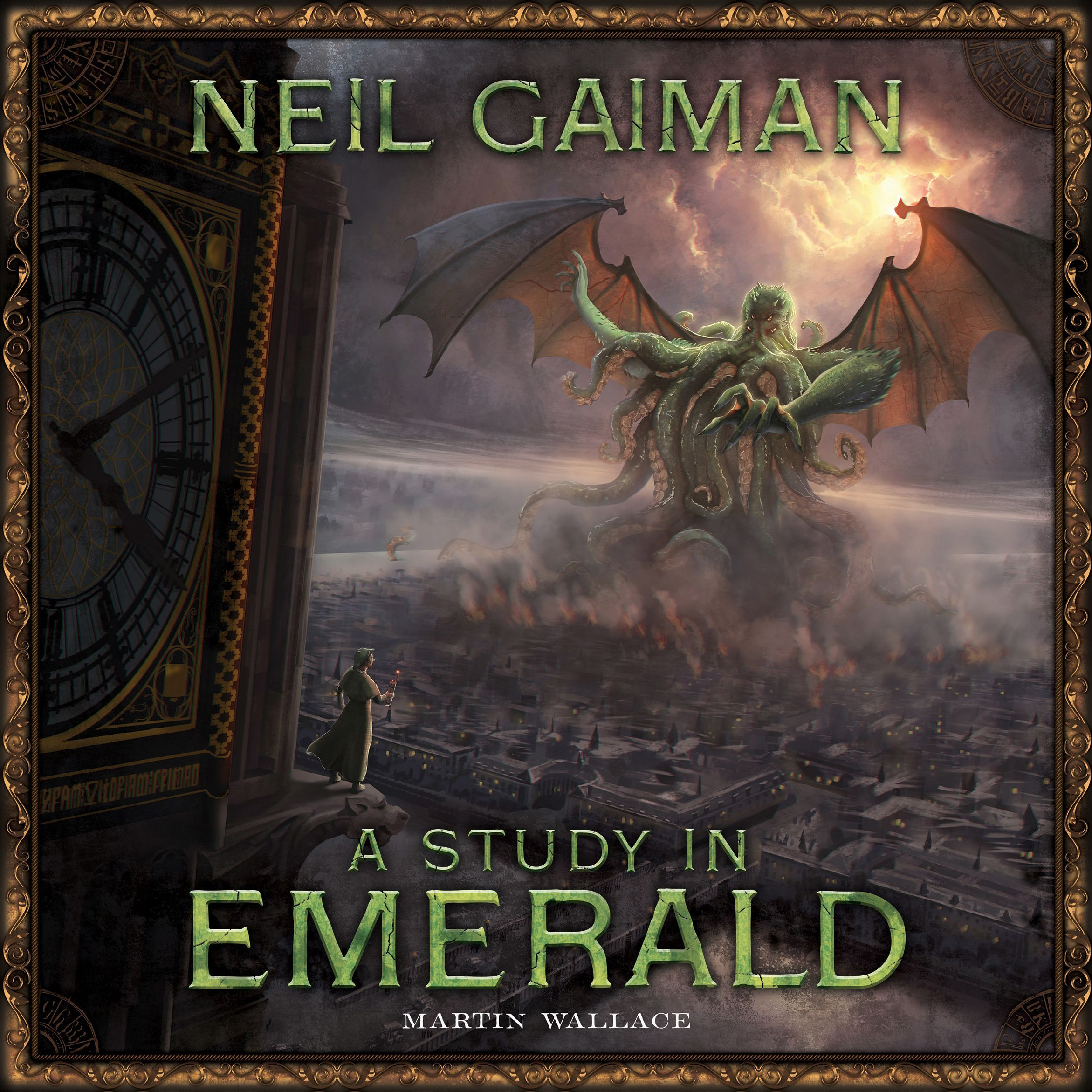 Main image for A Study in Emerald (second edition) board game