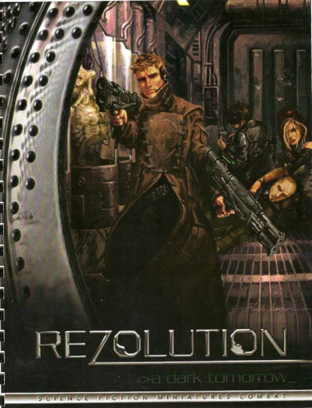 Rezolution: A Dark Tomorrow
