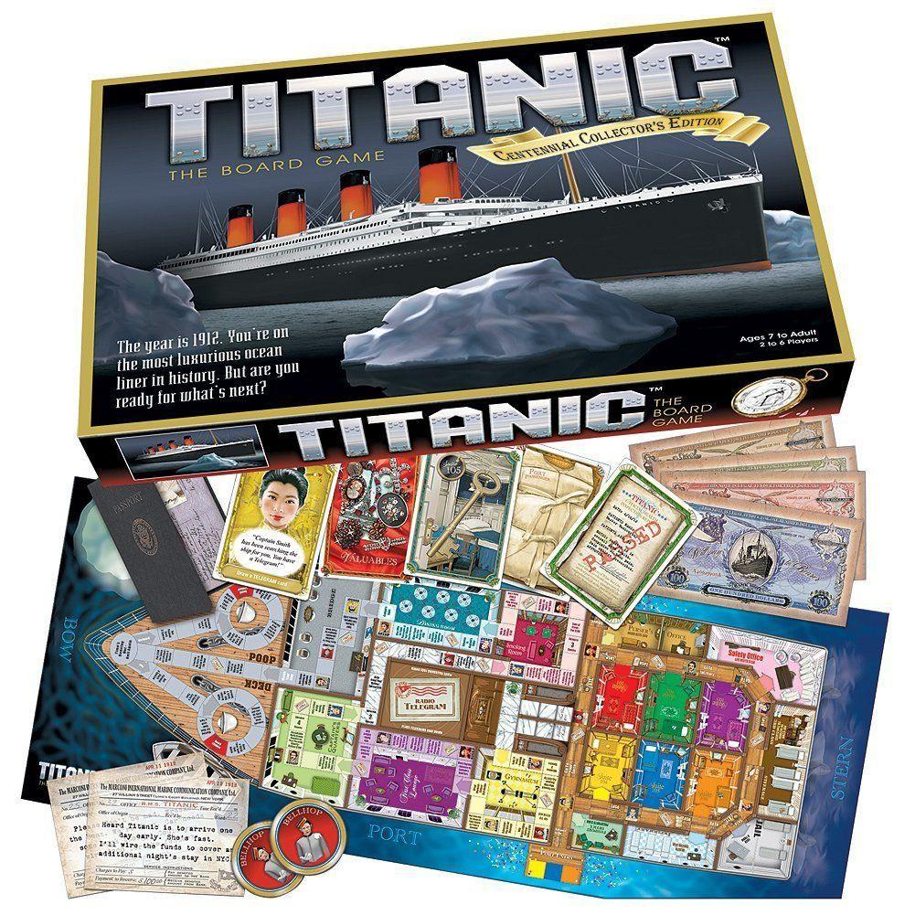 Titanic: The Board Game