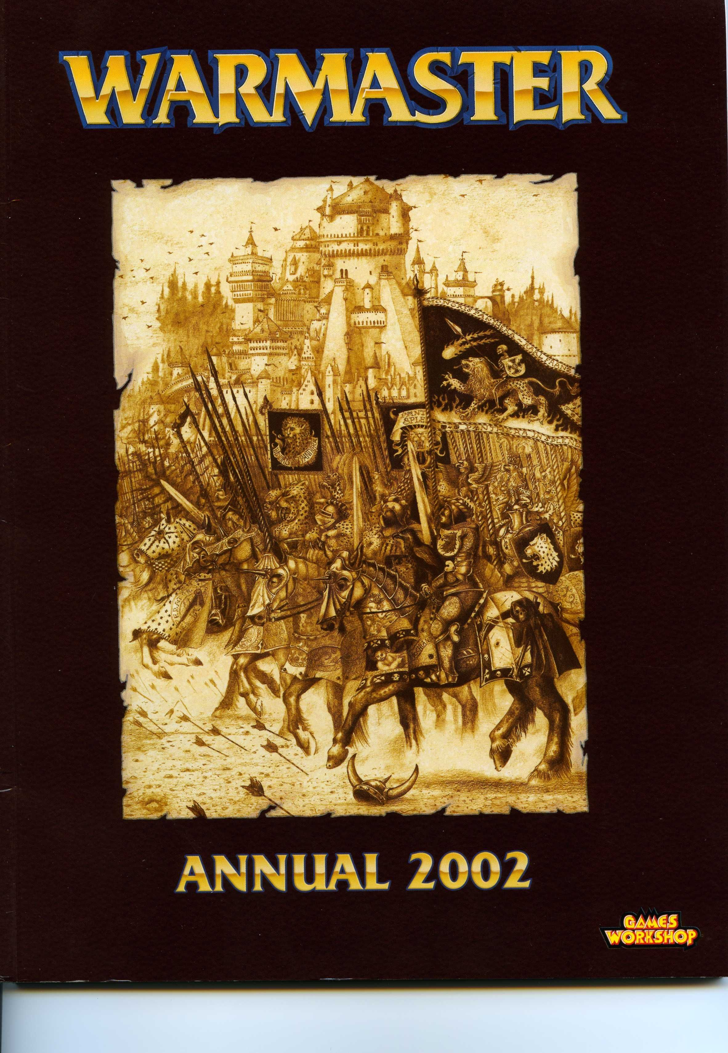 Warmaster Annual 2002
