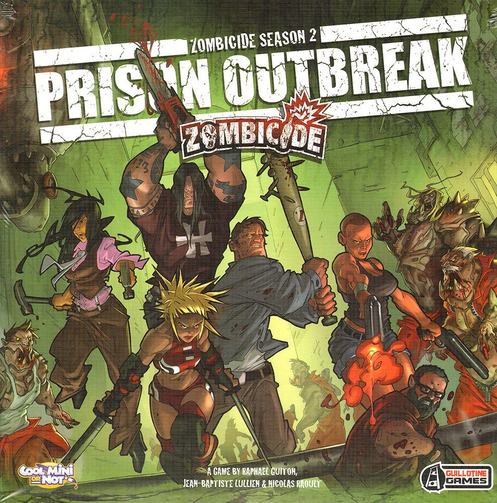 Main image for Zombicide Season 2: Prison Outbreak