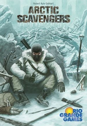 Main image for Arctic Scavengers board game