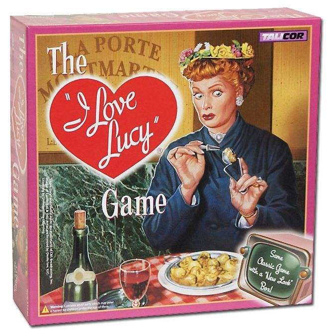 "The ""I Love Lucy"" Game"