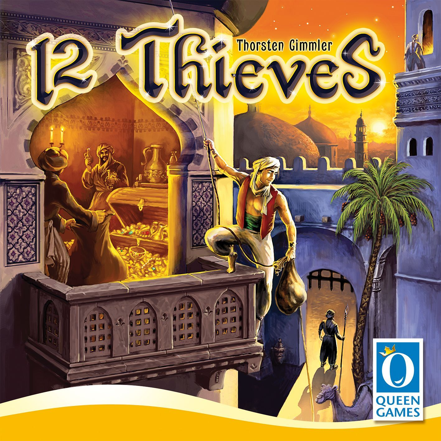 12 Thieves Cover