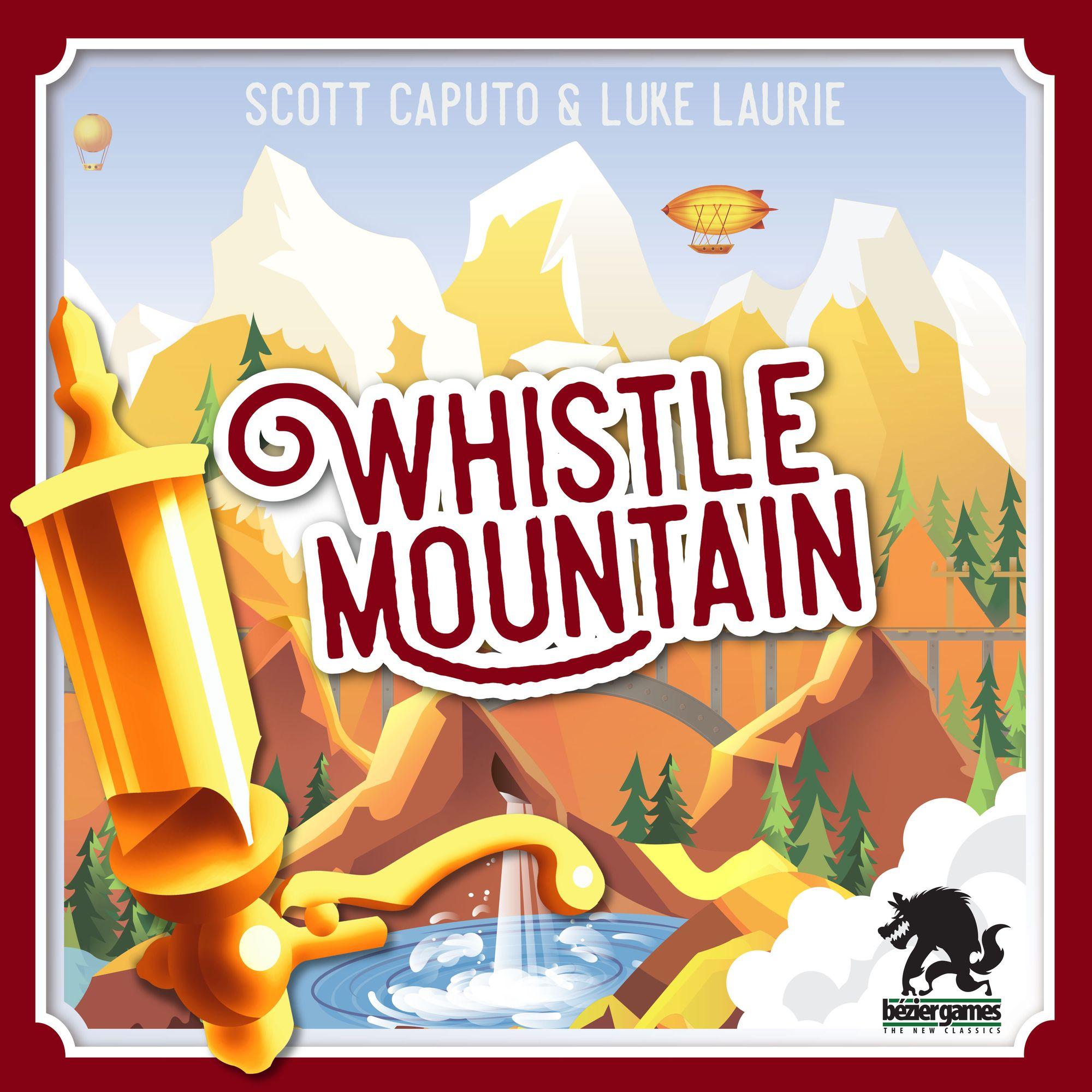 Bezier Lanzamientos 2020 - Whistle Mountain