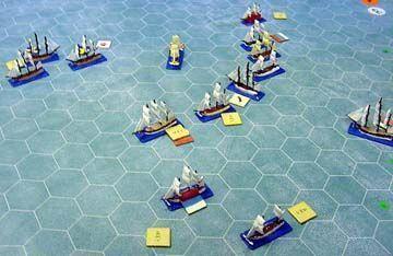 Wooden Ships Iron Men Image Boardgamegeek