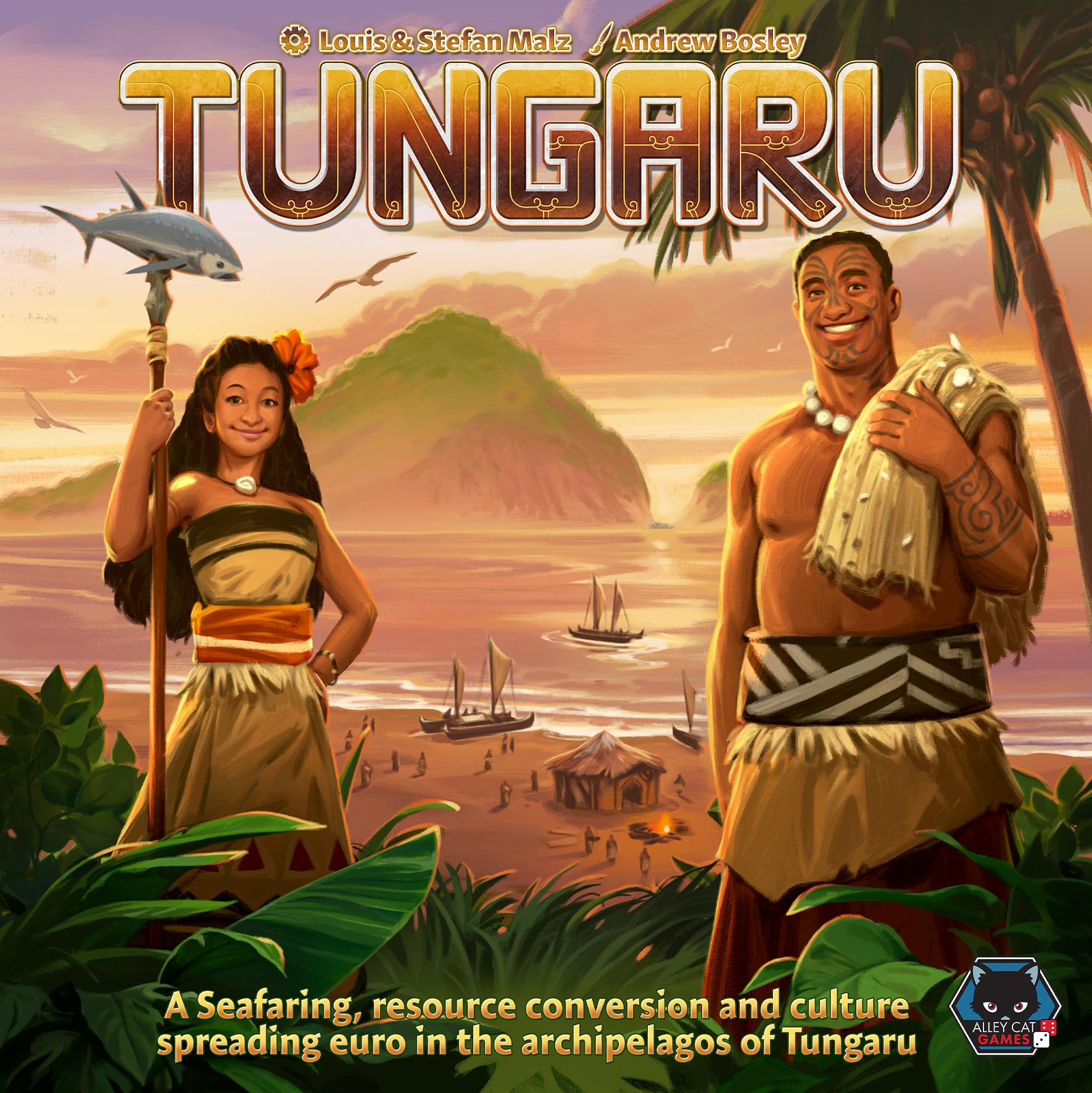 Tungaru
