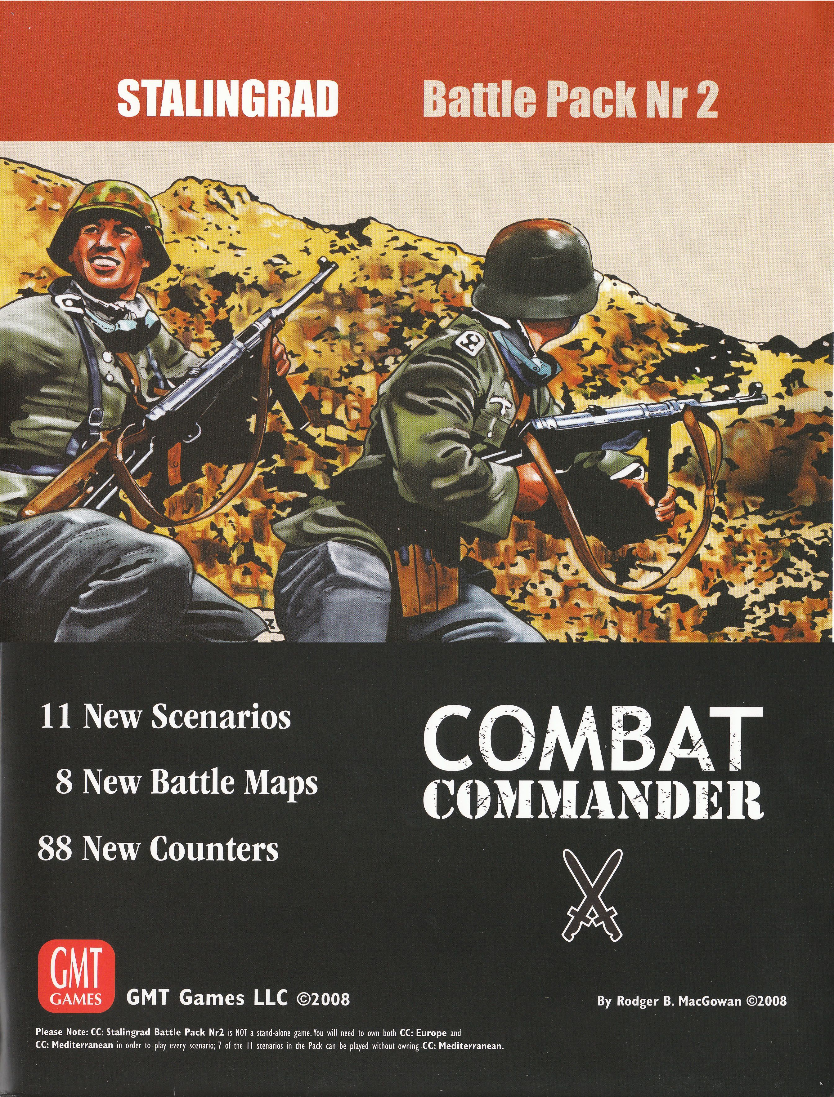 Combat Commander: Battle Pack #2 – Stalingrad