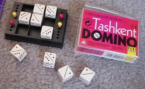 Board Game: Tashkent Domino