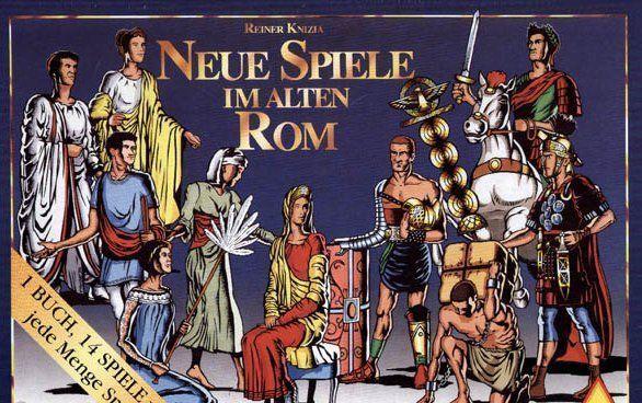 Neue Spiele im alten Rom