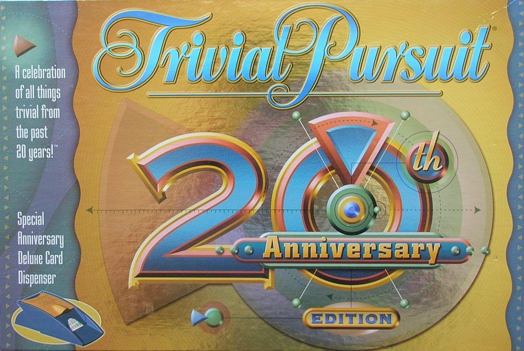 Trivial Pursuit: 20th Anniversary Edition