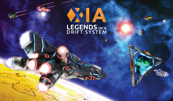 Main image for Xia: Legends of a Drift System