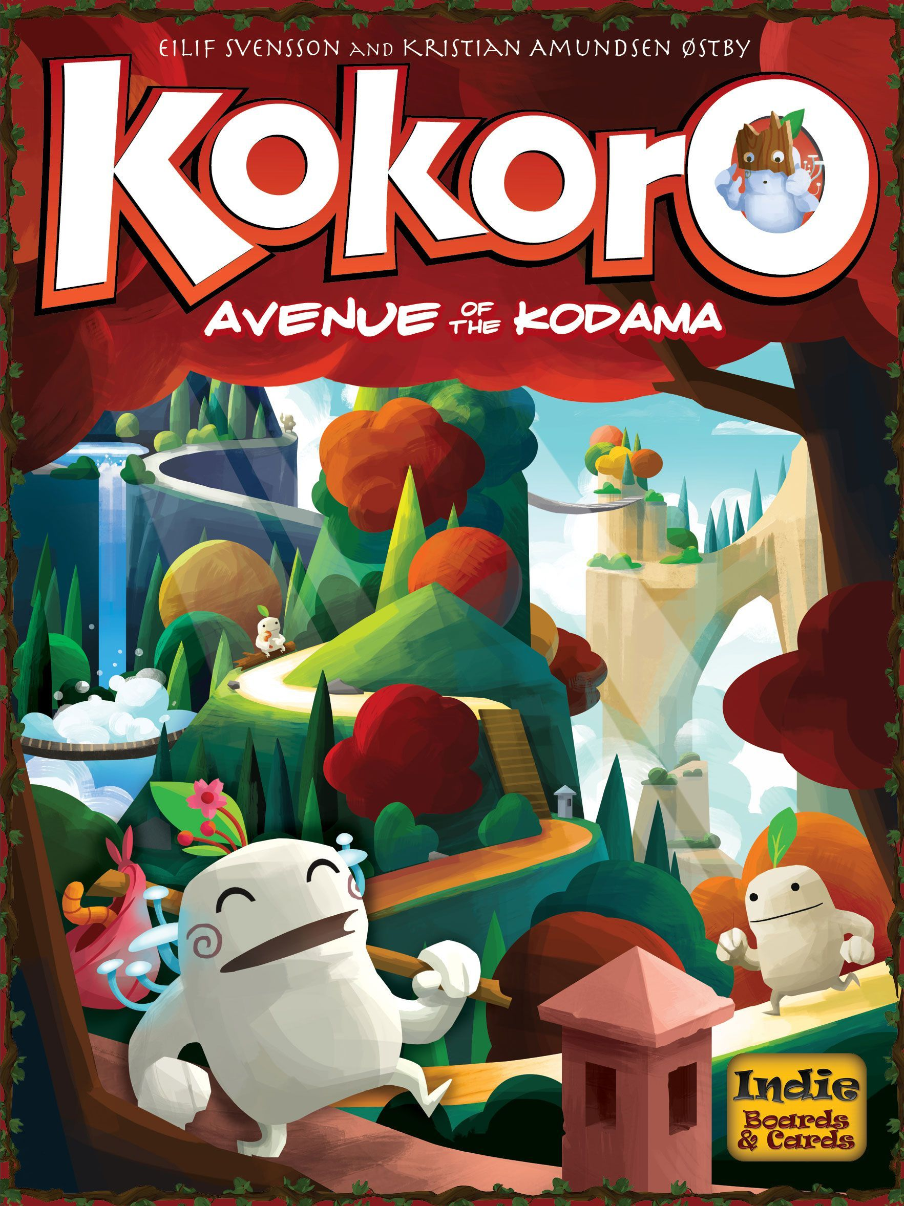 Main image for Kokoro: Avenue of the Kodama