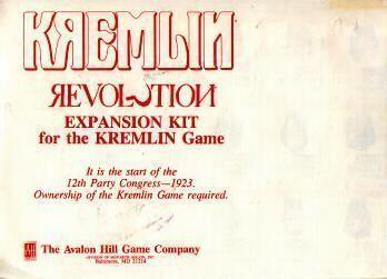Kremlin: Revolution