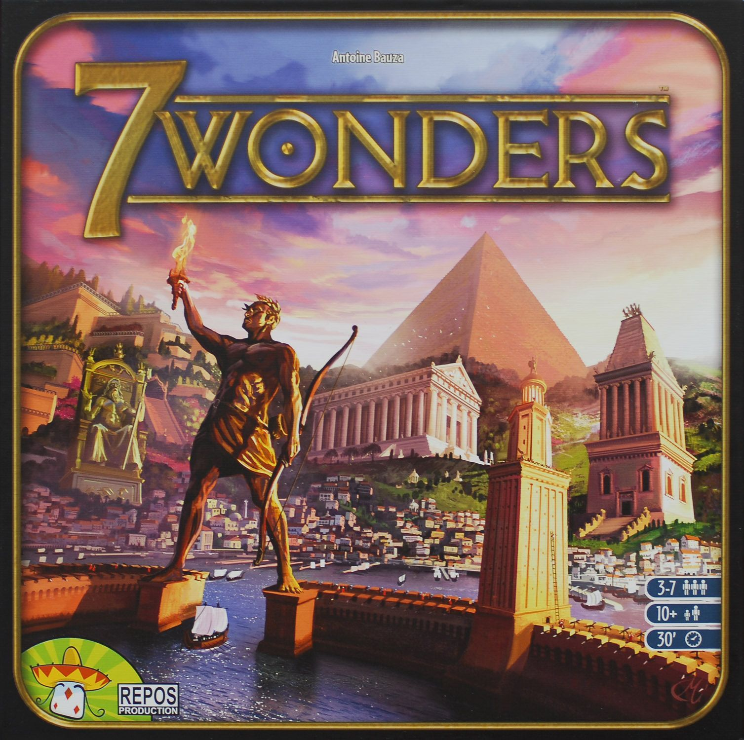 Main image for 7 Wonders board game
