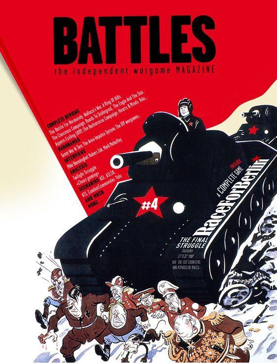 Race for Berlin: The Final Struggle
