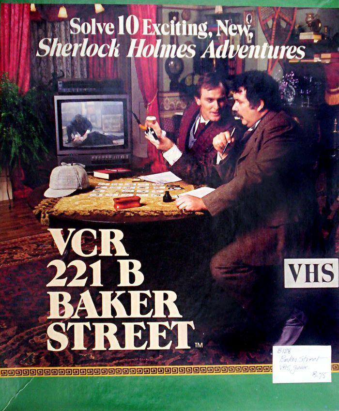 VCR 221B Baker Street