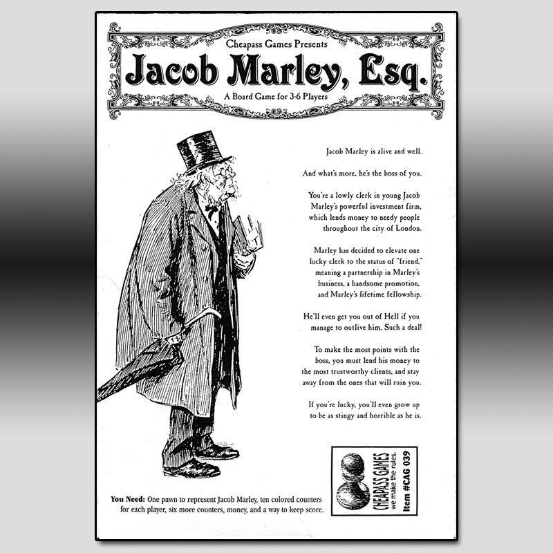 Jacob Marley, Esq.