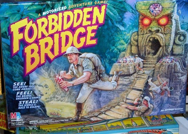 Forbidden Bridge