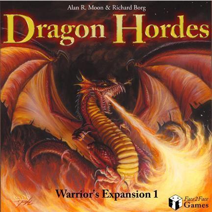 Warriors: Dragon Hordes Expansion