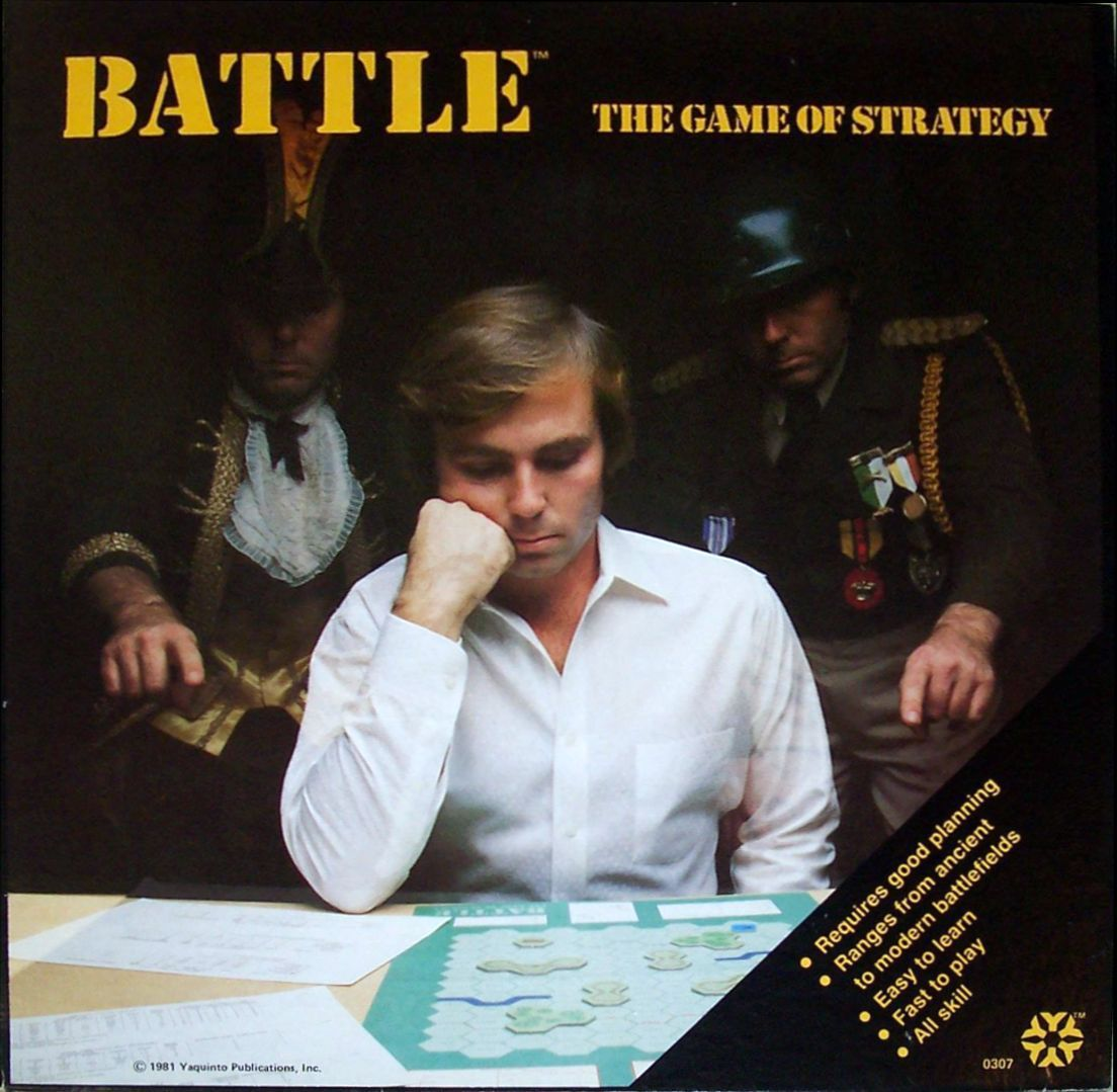 Battle: The Game of Generals