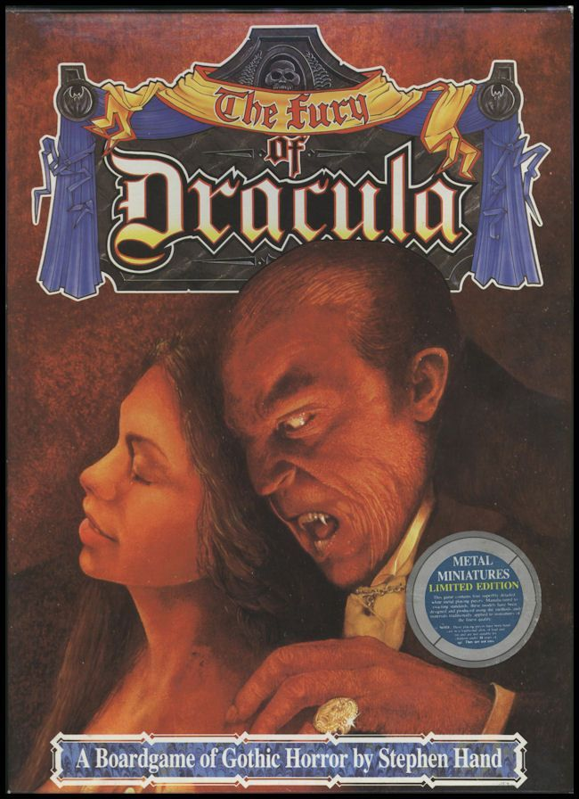 The Fury of Dracula