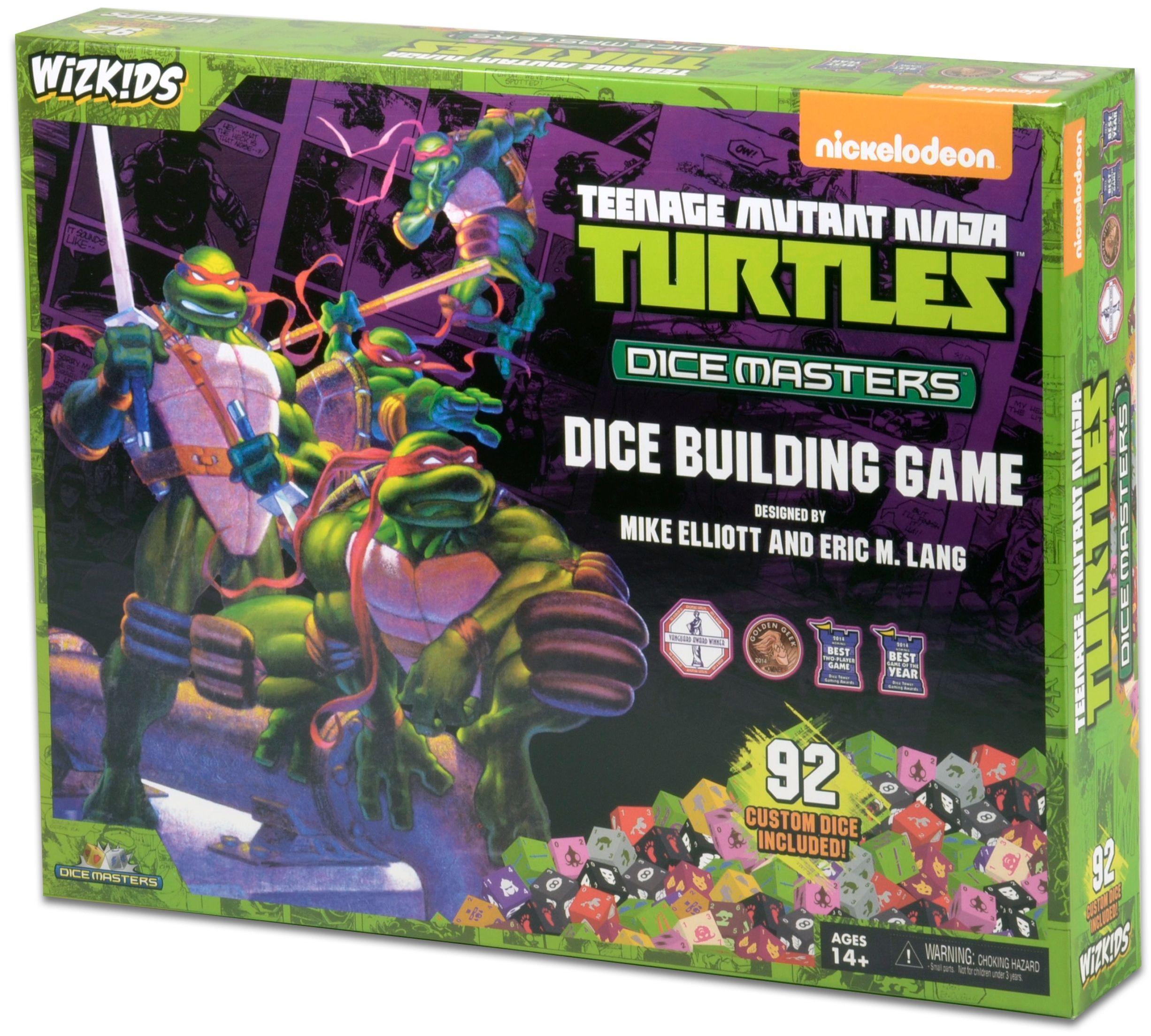 Teenage Mutant Ninja Turtles Dice Masters