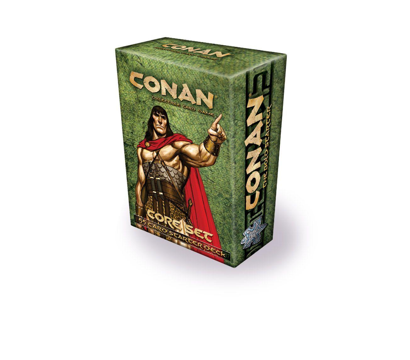Conan Collectible Card Game