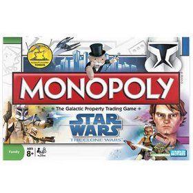 Monopoly: Clone Wars