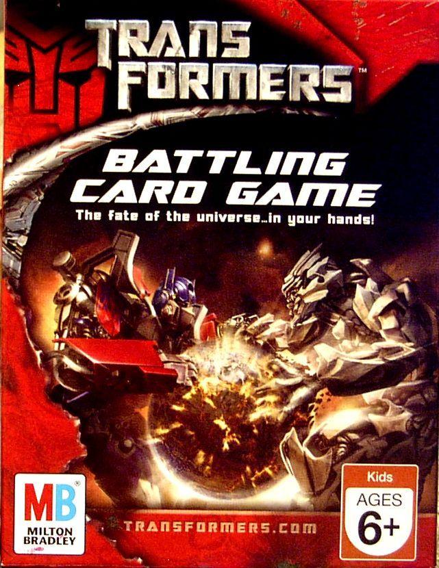 Transformers Battling Card Game