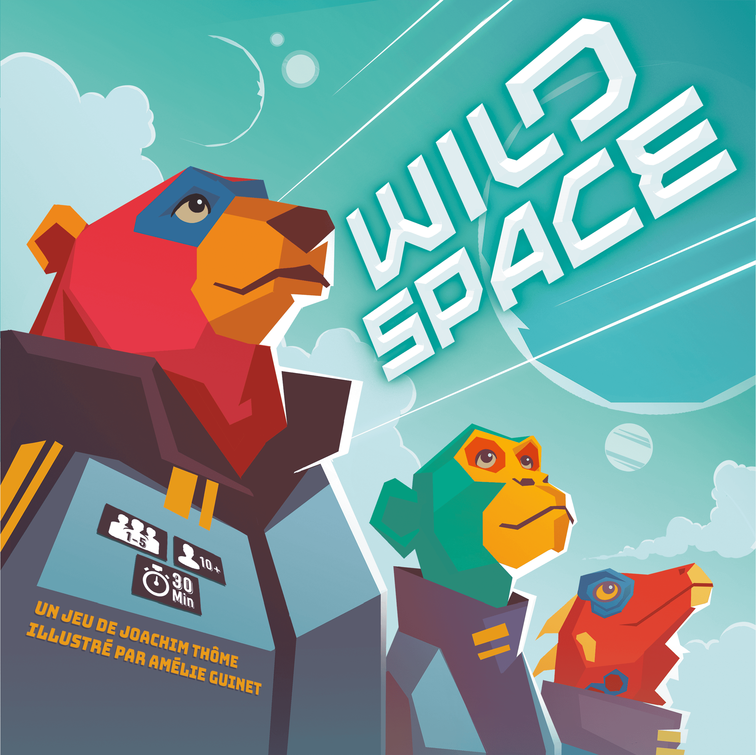 Wild Space en español