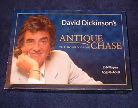 David Dickinson's Antique Chase